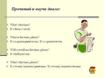 как быстро выучить диалог на английском