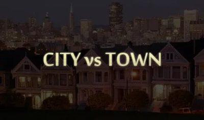 как переводится слово town