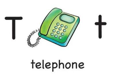 как по английски телефон