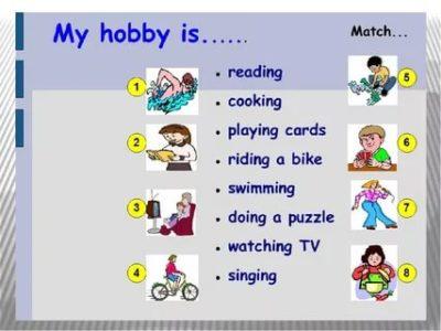 что такое хобби на английском