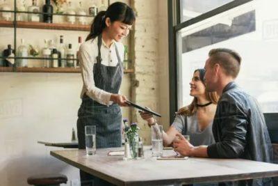 как попросить счет в ресторане на английском