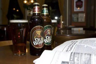 как по английски пиво