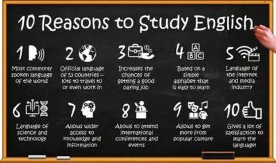 почему важно знать английский язык