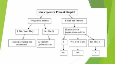 present simple как строится