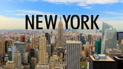 как пишется нью йорк по английски