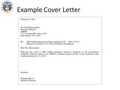 cover letter что это