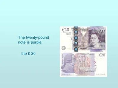 как по английски деньги
