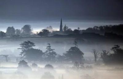 как по английски будет туман