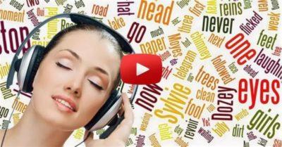 как воспринимать английский на слух