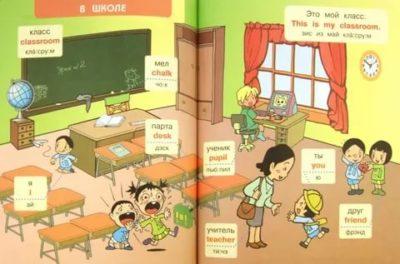 как по английски класс в школе
