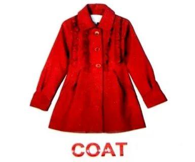 как по английски пальто