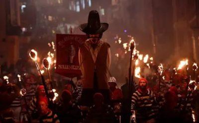 guy fawkes night что за праздник