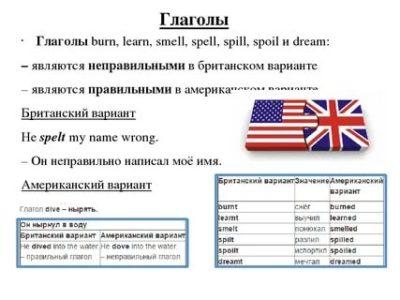 какой английский учить американский или британский