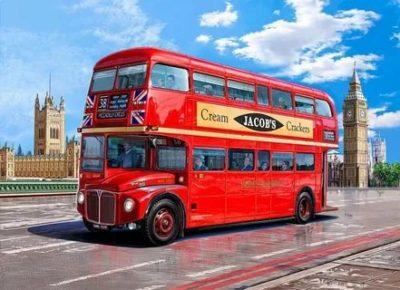 как по английски автобус