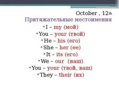 как переводится слово it