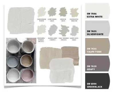 grey или gray как правильно
