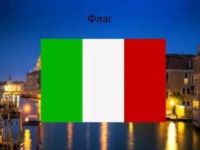 как пишется италия на английском