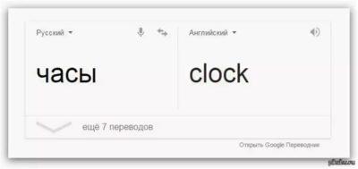 как переводится слово watch