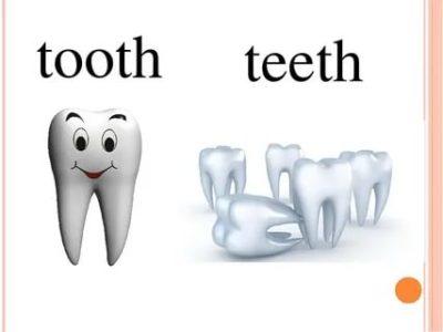 teeth как читается по русски
