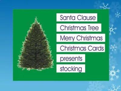 как по английски будет елка