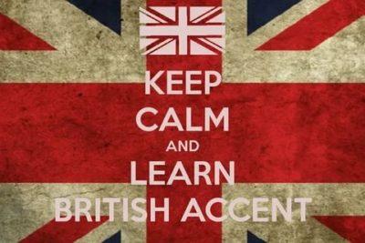 как говорить с английским акцентом
